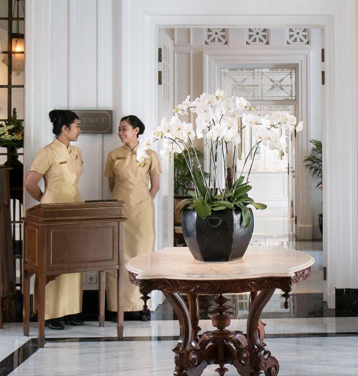 Foyer @ The Hermitage