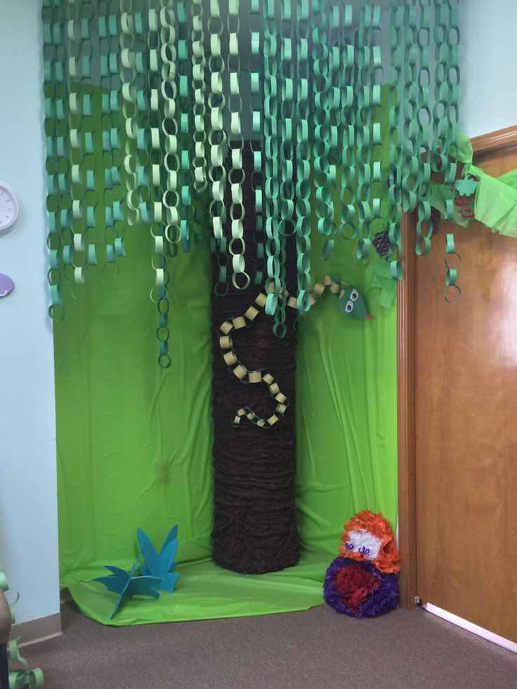Decorations for VBS 2015 Journey off the Map!