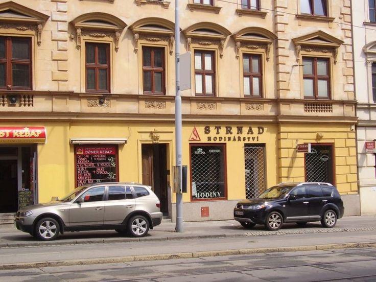 Hodinářství STRNAD Brno - opravy a prodej hodinek, starožitných hodin - Hodinářství STRNAD