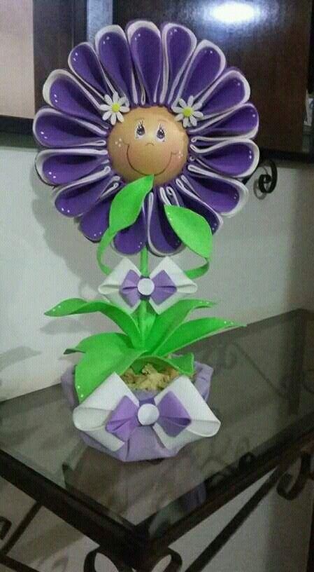 Fofucha flor