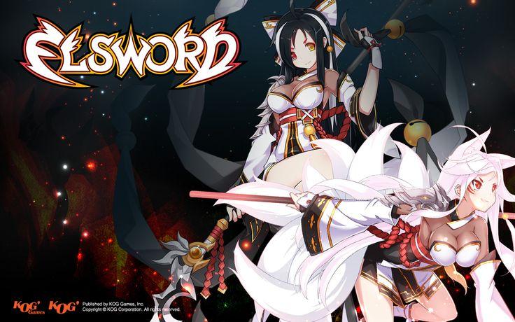 Elsword free to play anime action mmorpg elsword