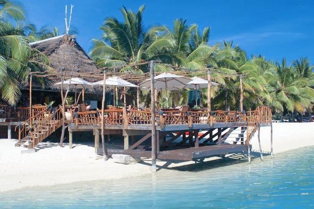 restaurants in rarotonga | Aitutaki Lagoon Resort & Spa, Cook Islands Accommodation