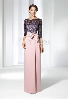 Vestido de fiesta Paloma Camacho Modelo 2716