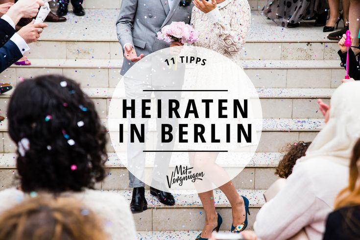 Bald beginnt er wieder, der alljährliche Hochzeitsmarathon. Wenn euch die perfekte Location noch fehlt, werft mal einen Blick in unsere Liste.