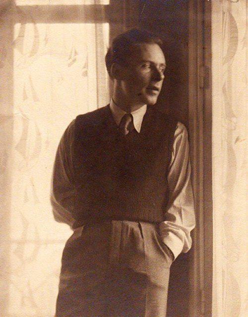 Klaus Mann in den frühen 1930er Jahren