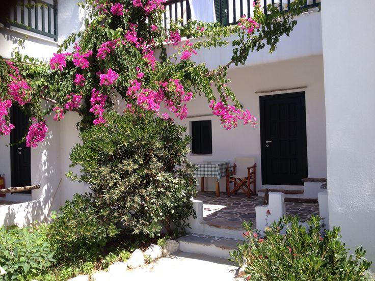 Balcony Something Else Agia Anna Naxos