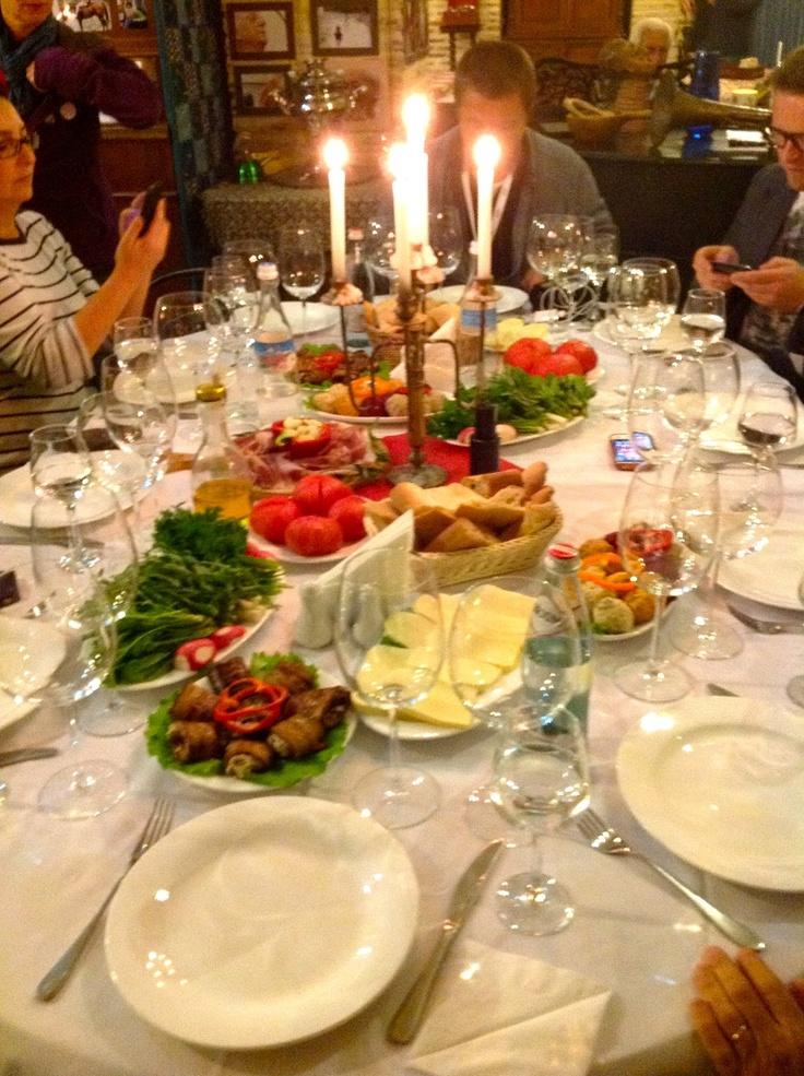 Georgian wine, food and hospitality   spaswinefood