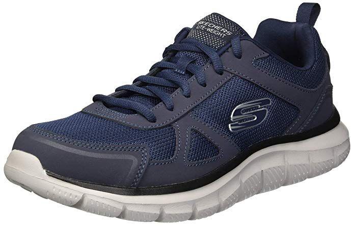 Skechers Track Scloric Sneakers Herren Marineblau GVfUM