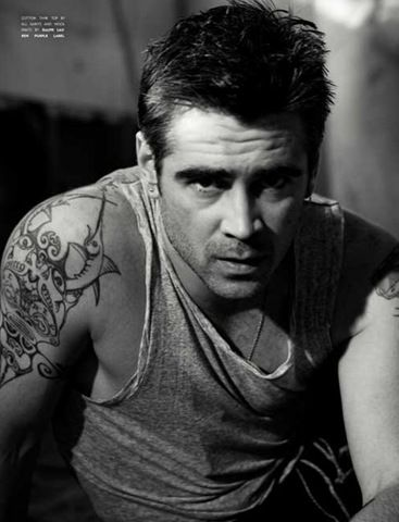 FLAUNT MAGAZINE Colin Farrell by Michael Muller. 2010, www.imageamplified.com, Image Amplified (4)