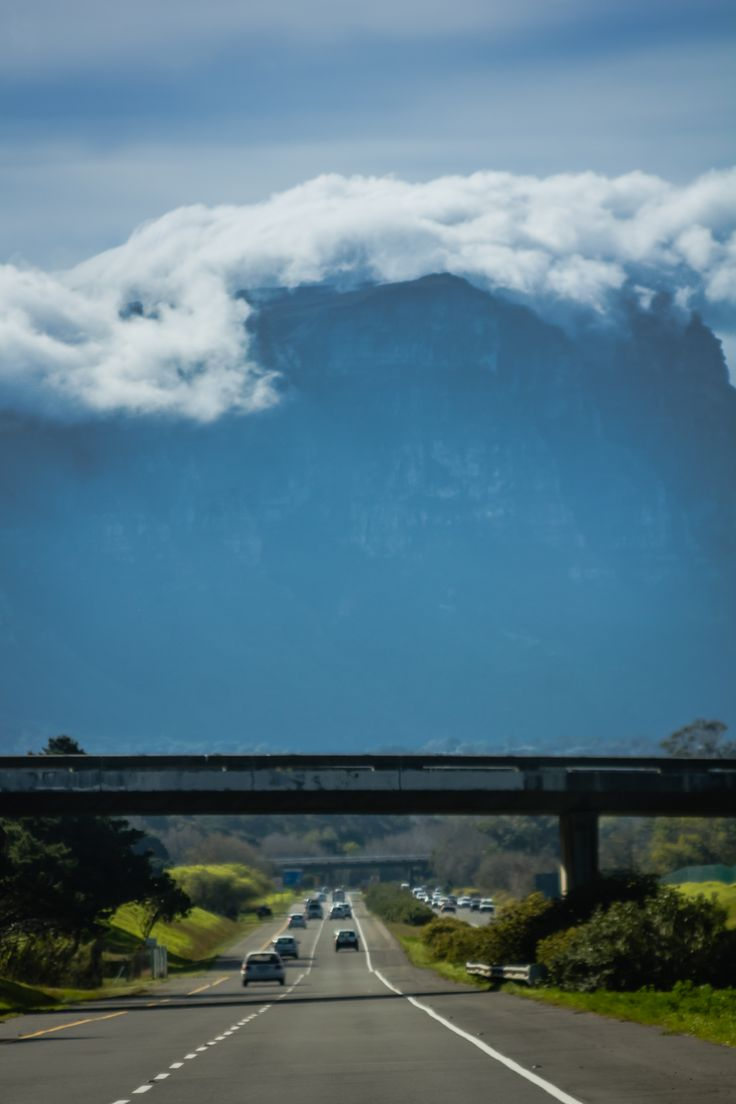 Table Cloth Cape Town - South Africa ©Carmen Hidalgo