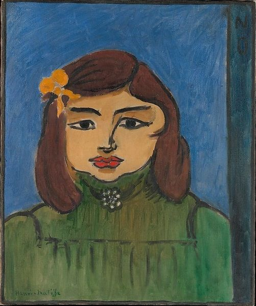 a look at matisses fauvist principles in his own artistic work The art of richard diebenkorn  him into representational work signifies his own mild  an occasion to view the evolution of his artistic career with a.