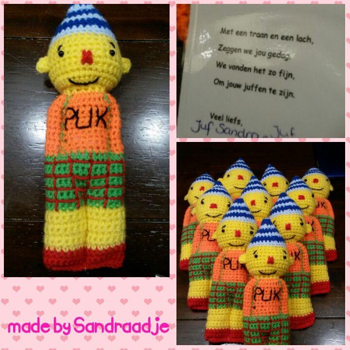 Creatieve uitspattingen made by me, Sandraadje