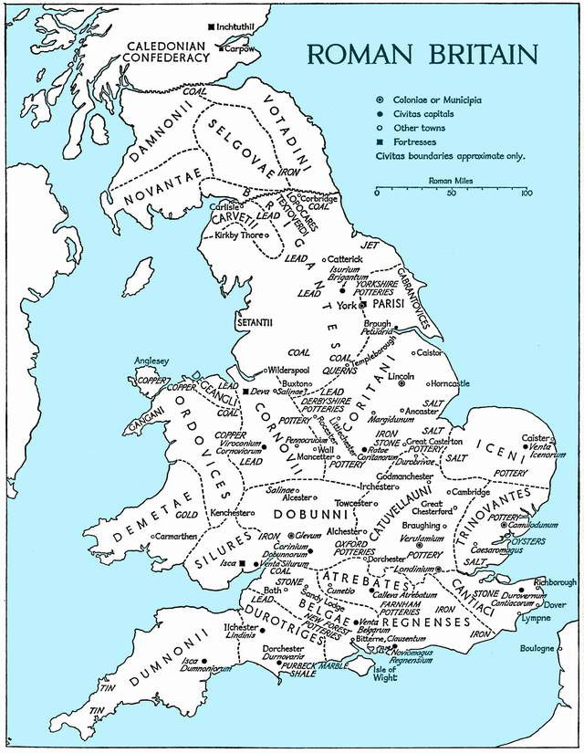 Where was the Kingdom of Northumbria anyway? | A H Gray