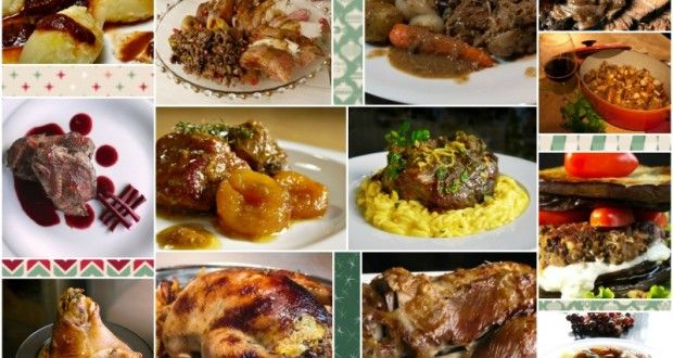 κύρια πιάτα για γιορτές: 13+1 νόστιμες προτάσεις - Pandespani.com