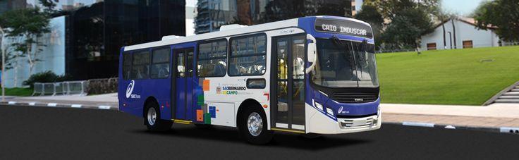 A cidade de São Bernardo do Campo recebeu recentemente 55 ônibus urbanos Apache VIP, que foram adquiridos pela empresa de transporte coletivo de passageiros SBCTrans. A empresa é uma tradicional cliente dos produtos da Caio Induscar. Com cerca de 1 milhão de habitantes, São Bernardo do...