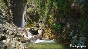 Cascate di Cittiglio: un'oasi di verde vicino al Lago Maggiore  #lago #lake #cittiglio #lagomaggiore #lombardia #italia #italy #nature #trakking #weekend #travelblogger #waterfalls