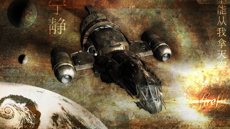 ... New Firefly Tabletop RPG Coming as Soon as Spring While the MMO Hits a Roadblock
