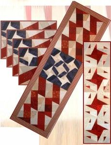 X-Blocks Pattern - Liberty