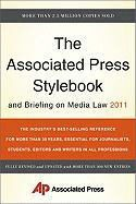The Associated Press Stylebook and Briefing on Media Law 2011  by Associated Press    Use the same techniques used by the best professionals in the business.    Buy Used $12.76 or New $13.97