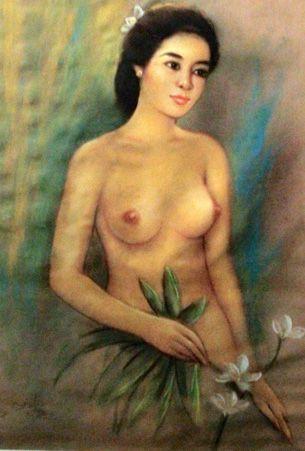 Basoeki Abdullah - Gadis Cantik