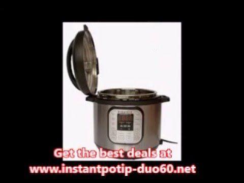 Instant Pot Ip-duo60 Best Deals and Best Discount