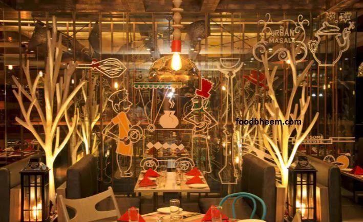 Social District Hitech City Edison Light Bulbs Lunch Buffet Veg Biryani