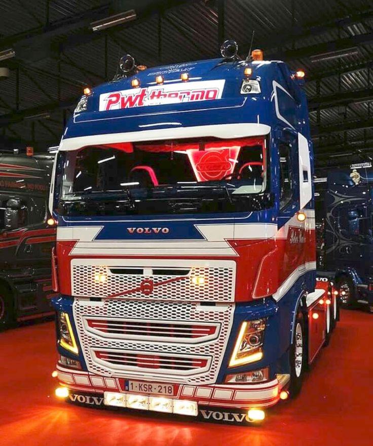 880 Volvo Trucks For Sale: 8 Best Volvo Images On Pinterest