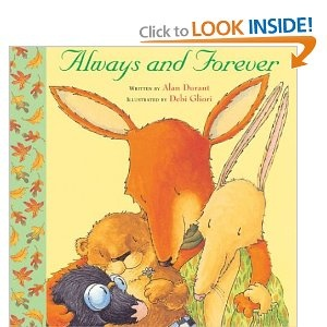 Great book to help children understand the feelings surrounding the death of a loved ones and good ways to cope.  Super book.