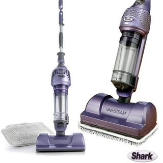 @Overstock.com - Shark MV2010 Vac-then-Steam 2-in-1 Vacuum/ Steam Mop - Your floors will be clean and sparkling when you use this durable two-in-one vacuum from Shark. it features a clear canister, so you can see the dirt and debris being picked up, and it is safe and simple to use on all sealed hard wood floors. http://www.overstock.com/Home-Garden/Shark-MV2010-Vac-then-Steam-2-in-1-Vacuum-Steam-Mop/5135457/product.html?CID=214117 $119.99