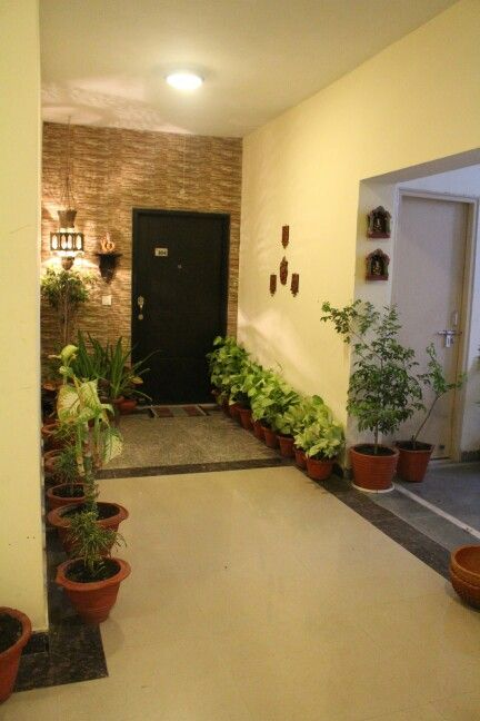 25 best ideas about indian home decor on pinterest for Apartment entrance decoration