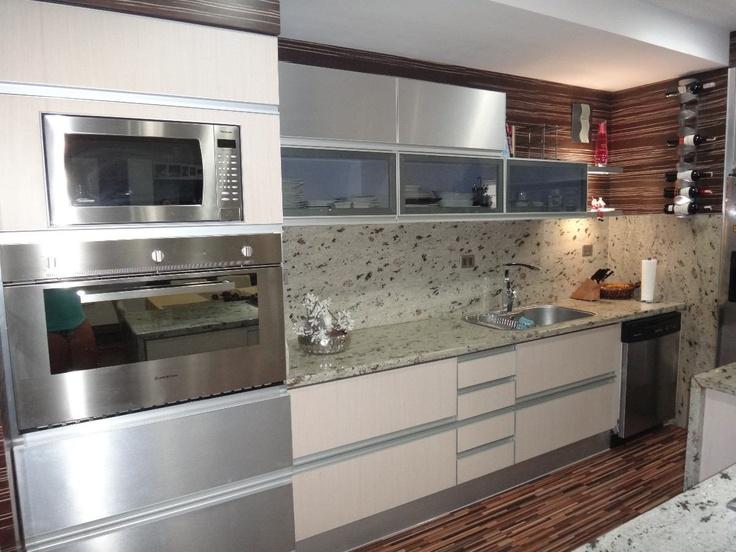CocinasCocina Empotradas, Home, Cocina Espectaculares, Decoration, Wheels, Costa Rica, Apartment, Rental, Apartamento Costa