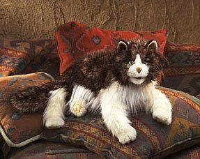 Folkmanis Puppet Ragdoll Cat - Find Me The Cheapest Price: $32.56