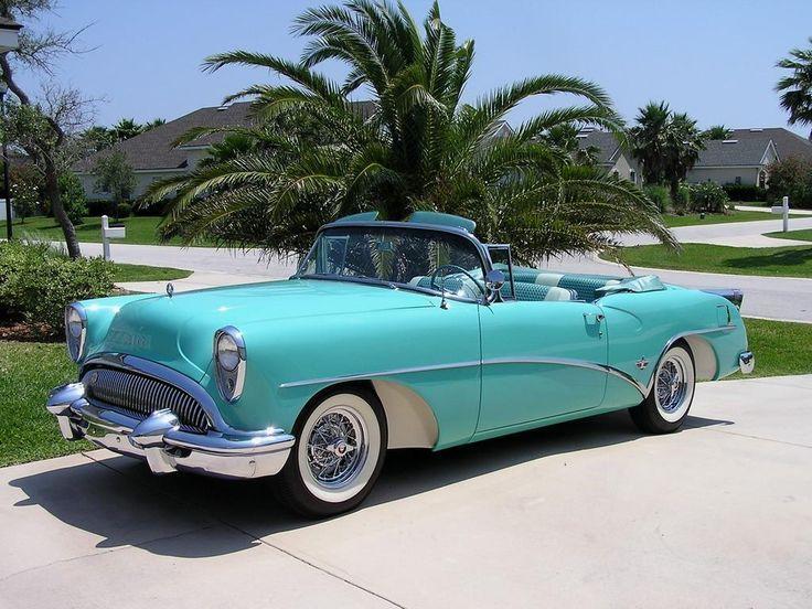 CLICK FOR MORE : http://cars.pictureblogs.eu 1954 Buick Skylark