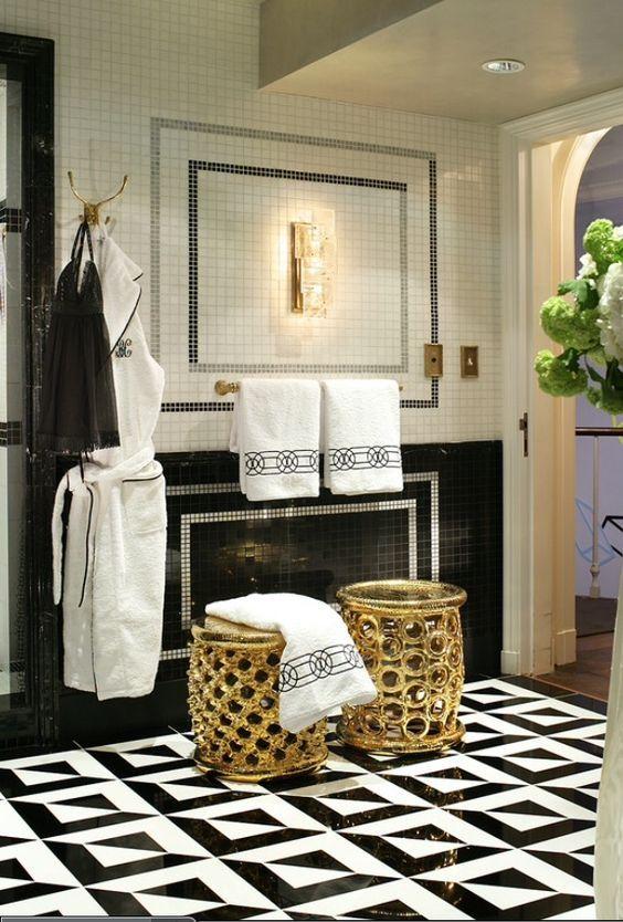 299 besten Luxe Interiors Bilder auf Pinterest | Art deco zuhause ...