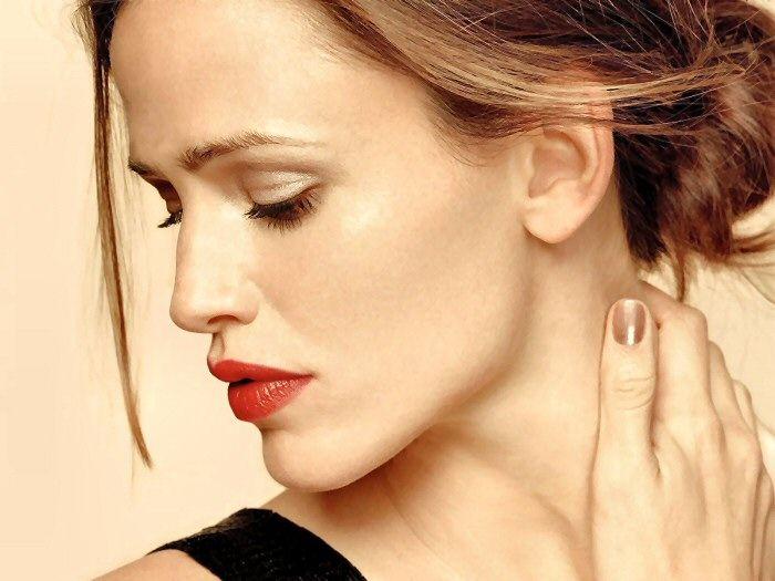 Jennifer Garner: Jennifergarner, Girls Crushes, Red Lips, Jennifer Garner, Jennifer'S Garner, Celebrity Makeuphair,  Lips Rouge, Beautiful People, Jennifer Gardner