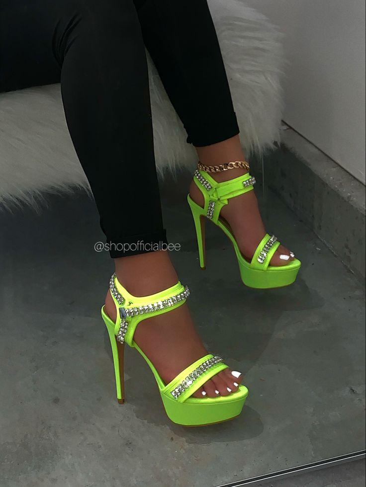 Neon Heel