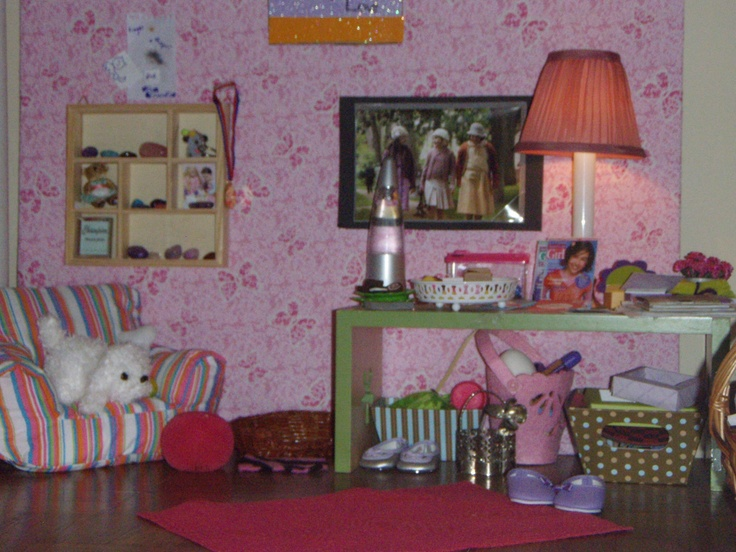 20 Best Images About Diy American Girl Doll House On Pinterest