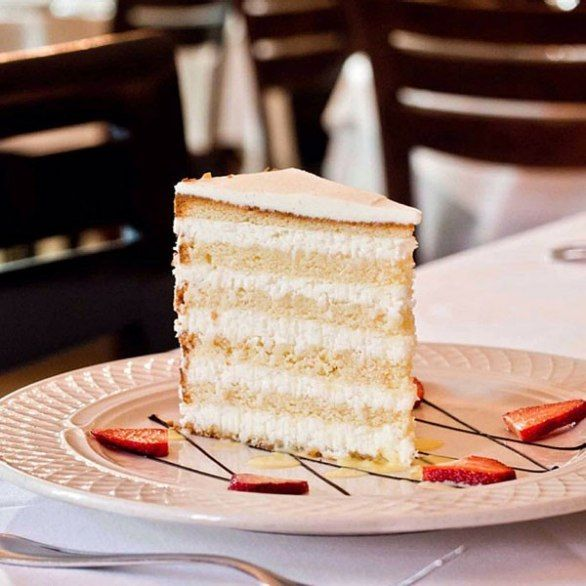 @Renee Cook Inn : The Most Mouthwatering Food Our Readers Have Discovered Around the World : Condé Nast Traveler - Our #GlobalDish is a slice of 12 layers of sweet, Southern perfection! This is the Ultimate Coconut Cake, which is baked from scratch daily at Peninsula Grill in #Charleston, South Carolina.