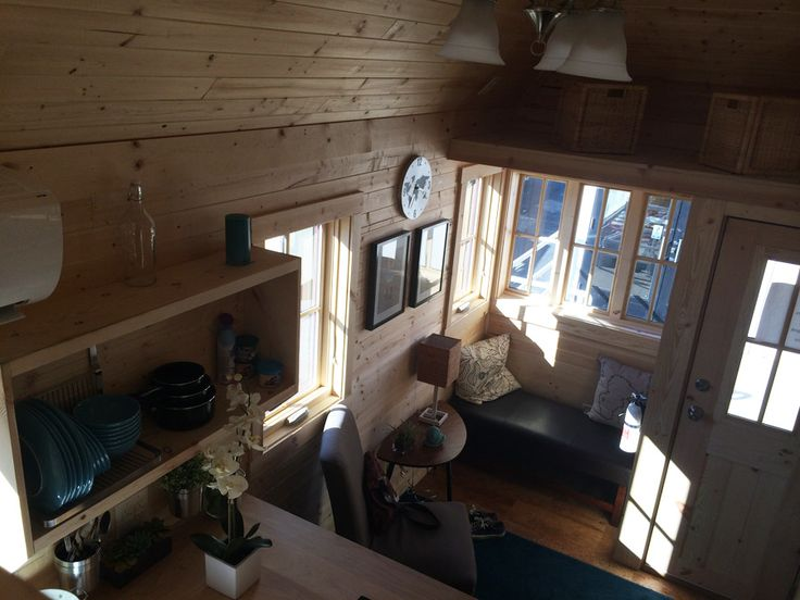 661 best tiny house interiors images on pinterest - Tumbleweed tiny house interior ...