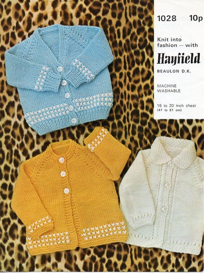 908406f3c3ee baby jackets and cardigan knitting pattern pdf jacket with collar ...