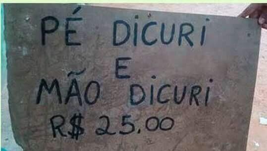 Brasileiro escreve tudo errado mas todo mundo se entende!
