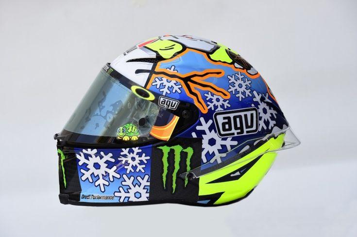 AGV Rossi Winter