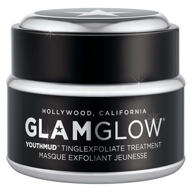 GlamGlow A best-selling mud mask that refines skin texture, clears the complexion and delivers radiant-looking skin.