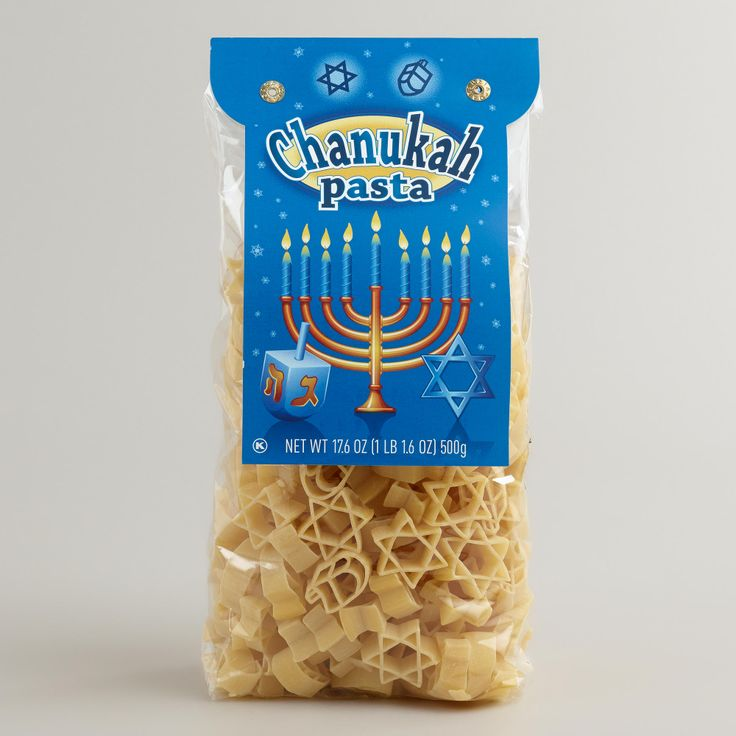 World Market® Chanukah Pasta   World Market