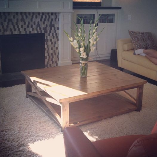 17 Best Ideas About Square Coffee Tables On Pinterest