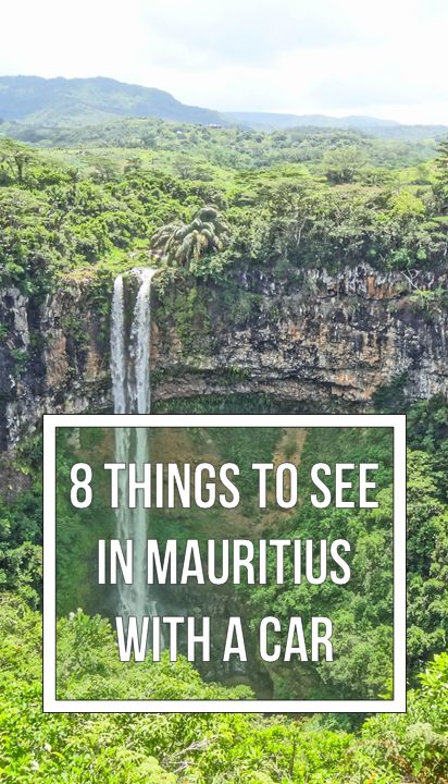 Our favorite attractions to see in Mauritius with your rental car.