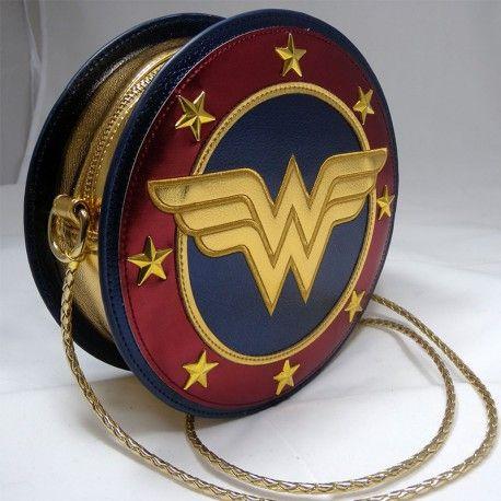 Sac Bouclier Wonder Woman