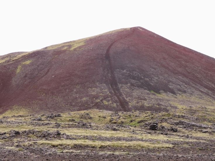 Painting My World: Iceland: Through the Eye's of an Artist part 7 Dancing with a Volcano