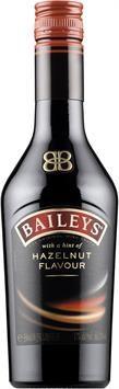 Baileys Hazelnut (0,35l/11,90€)