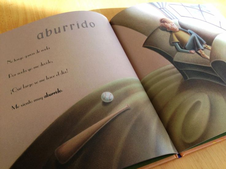31Days of Spanish Books for Kids--Así Me Siento Yo